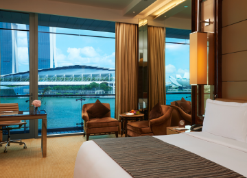 SRV Rediscovery Packages - Bay View Room